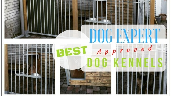 Dog Trainer Approved Kennels