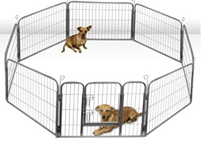 High Exercise Playpen for Dogs