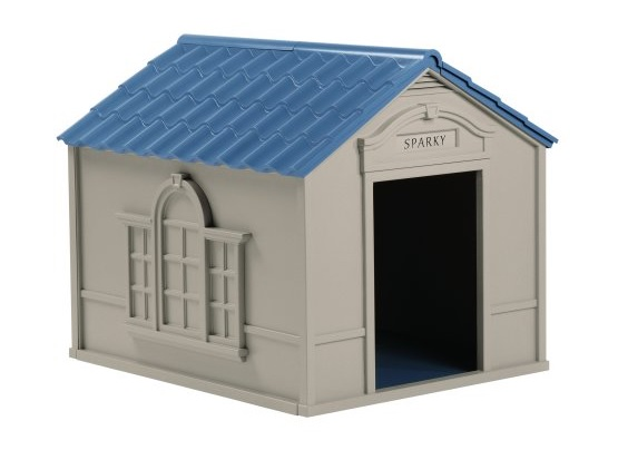 Best Plastic Dog House