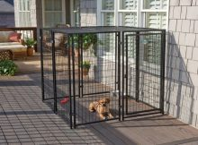 Petsafe cottage view dog kennel is ranked number 47 in crates and kennels